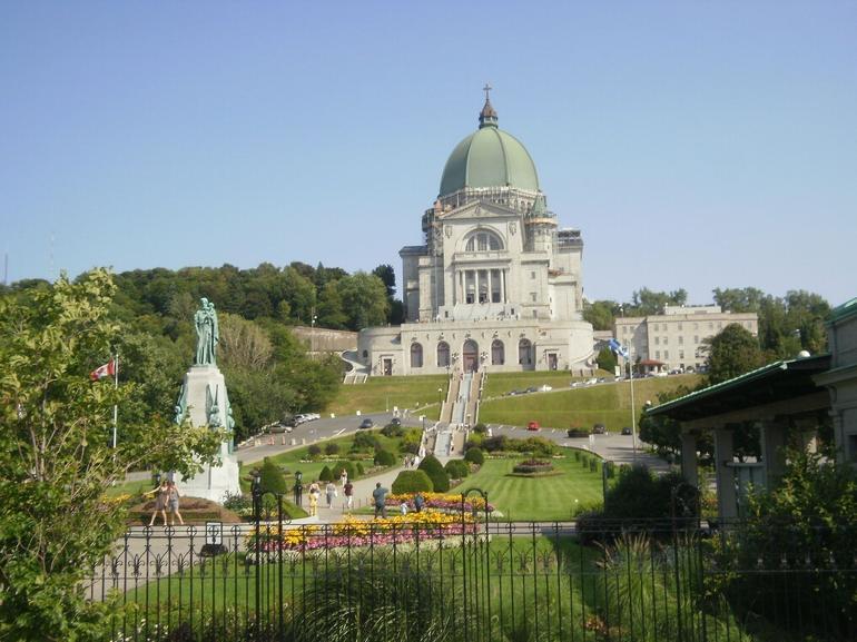 St, Joseph's Oratory - Montreal