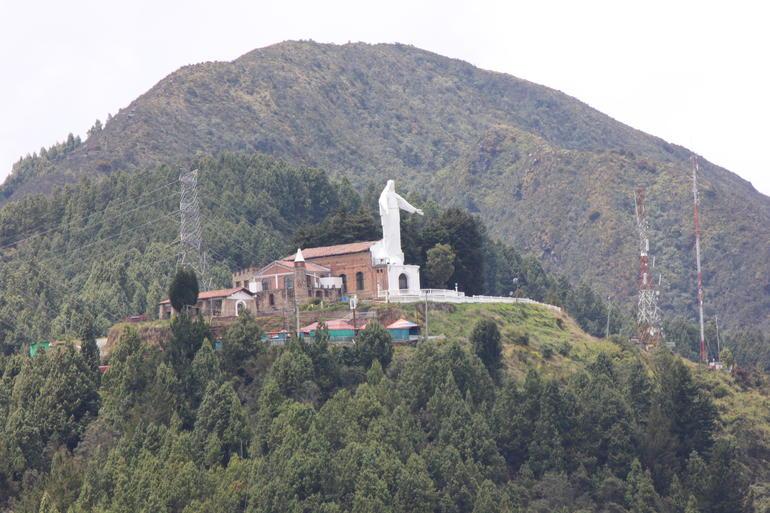 Statue - Bogotá