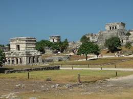 Mayan Ruins of Tulum , Kimberly A - August 2014