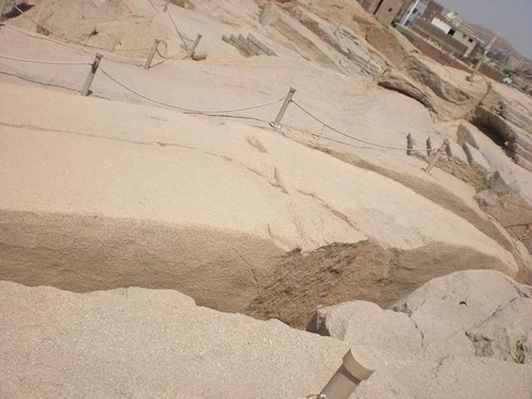 Unfinished Obelisk - Aswan