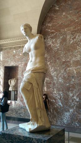 We were looking at, you know, the Venus de Milo. , Chuck J - July 2014
