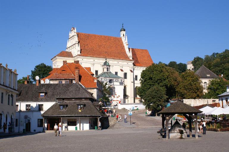 View of Kazimierz, Dolny (Krakow) - Krakow