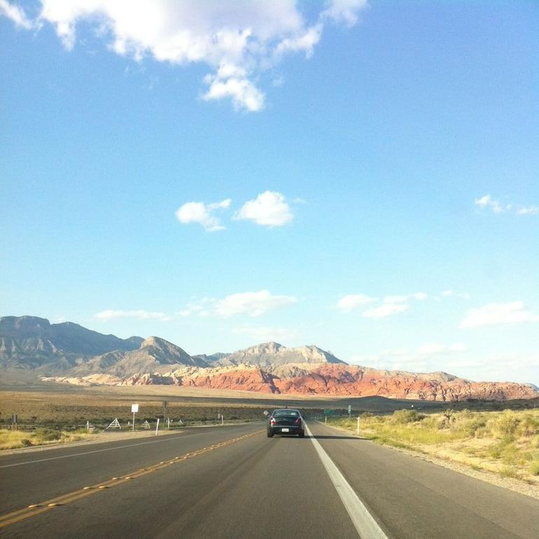 View of Red Rock - Las Vegas