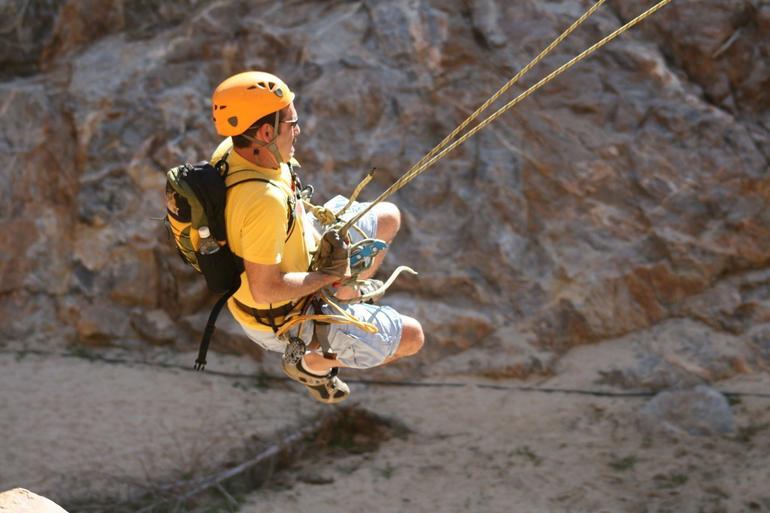 Ziplining! - Los Cabos