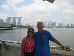 Jackie and Harold, Marina Bay , h y - October 2016
