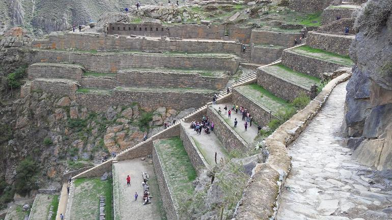 Sacred Valley of the Incas, Pisac, Awanacancha & Ollantaytambo Tour photo 19