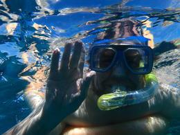 so sah ich von unter Wasser aus , Reiner P - May 2017