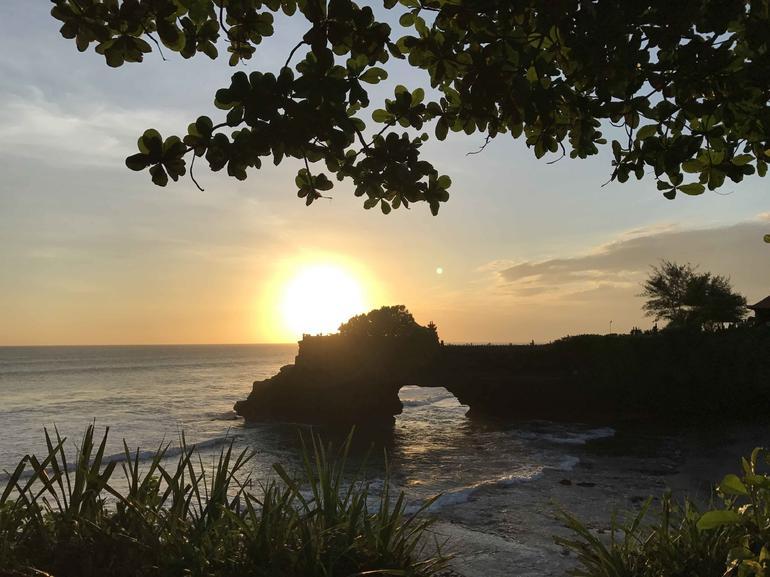 Private Tanah Lot Sunset Tour