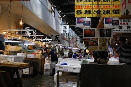 Inside the Tsukiji fish market , s.hirsh - June 2017