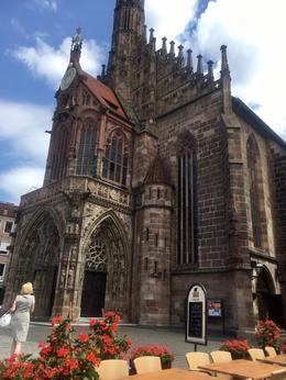 Frauenkirche -- Nuremberg , Tyler R - July 2017