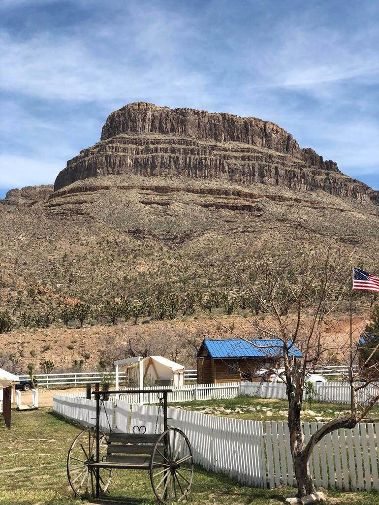 Full Day Grand Canyon Trip with Horseback Ride From Las Vegas