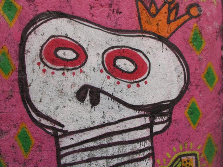 Barcelona Graffiti #1 - Barcelona