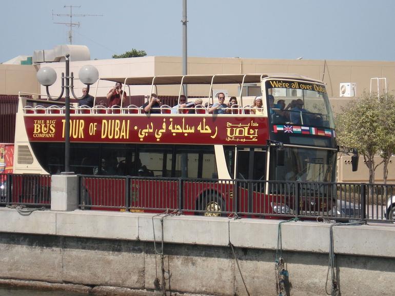 Bus in Dubai - Dubai