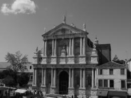 This church looks gorgeous in black & white., Tim S - April 2008