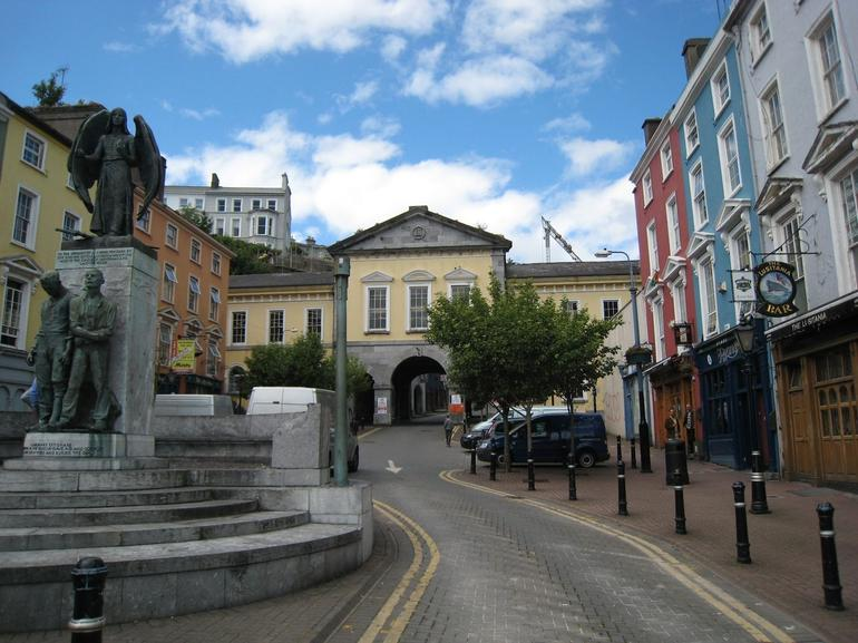 Cobh City Center - Dublin