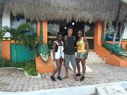 Us with our tour guide Merak. , Tiffany V - May 2014