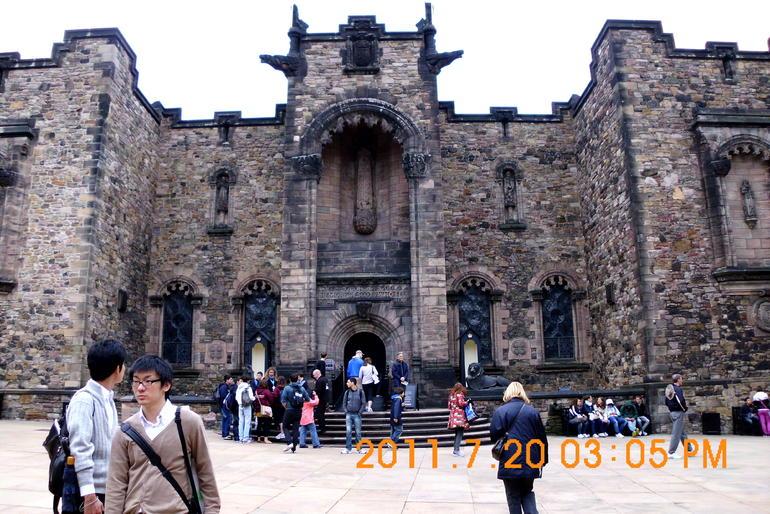 DSCI0145 - Edinburgh