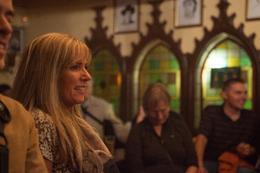 Music Pub Crawl, Pauline R. - March 2014
