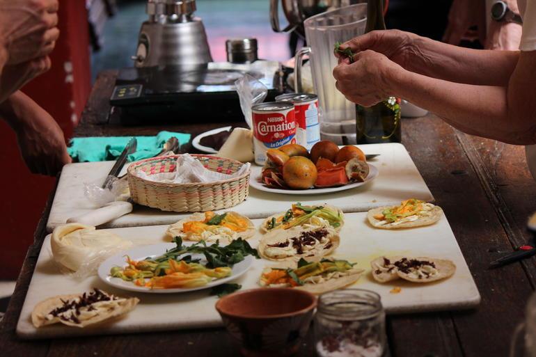 Food - Oaxaca