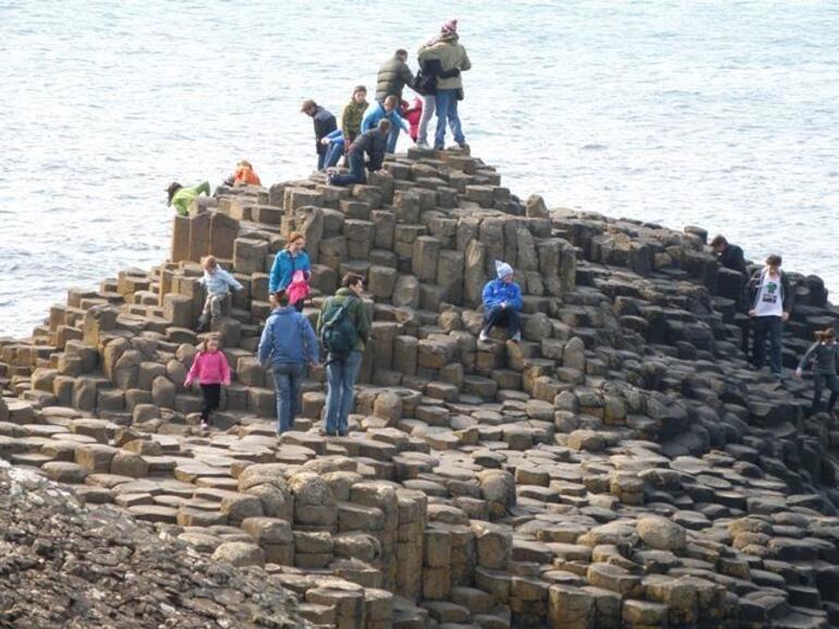 Giant's Causeway - Dublin