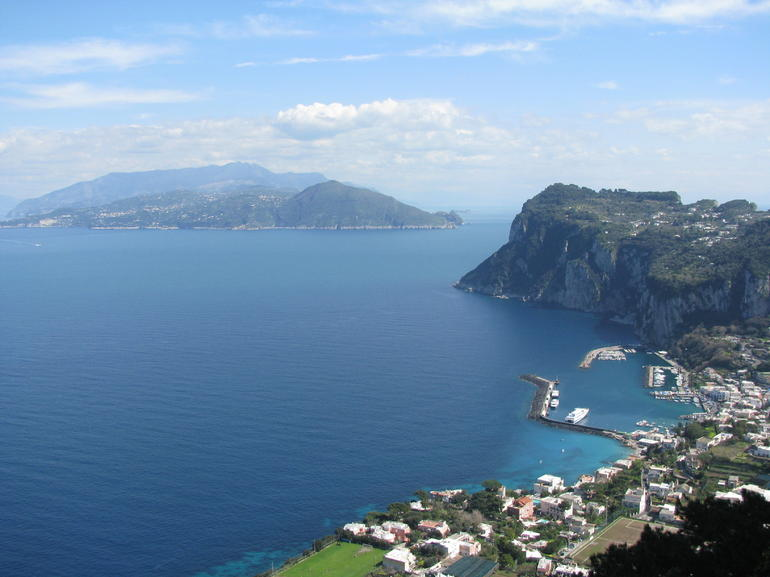 Isle of Capri - Naples