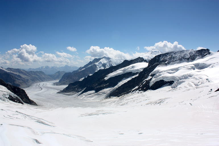 Jungfrau - Zurich