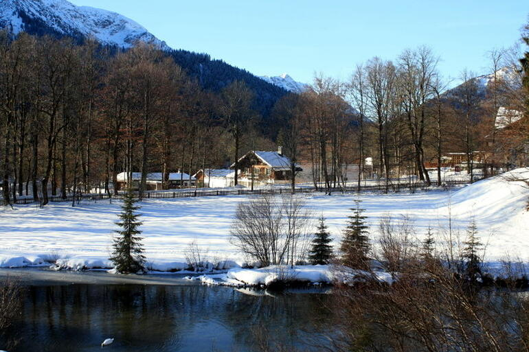 Near Linderhof - Munich