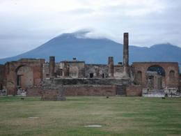 This was taken in November at Pompeii., Michael B - November 2007