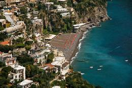 Beach at Positano, ROBERT M - September 2009