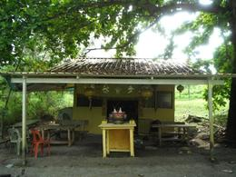 Place for a quick rest and refreshment - June 2012