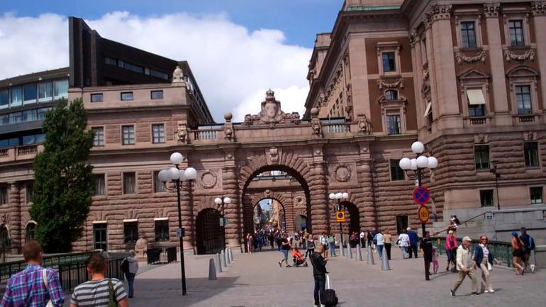 Royal Palace, Stockholm - Stockholm