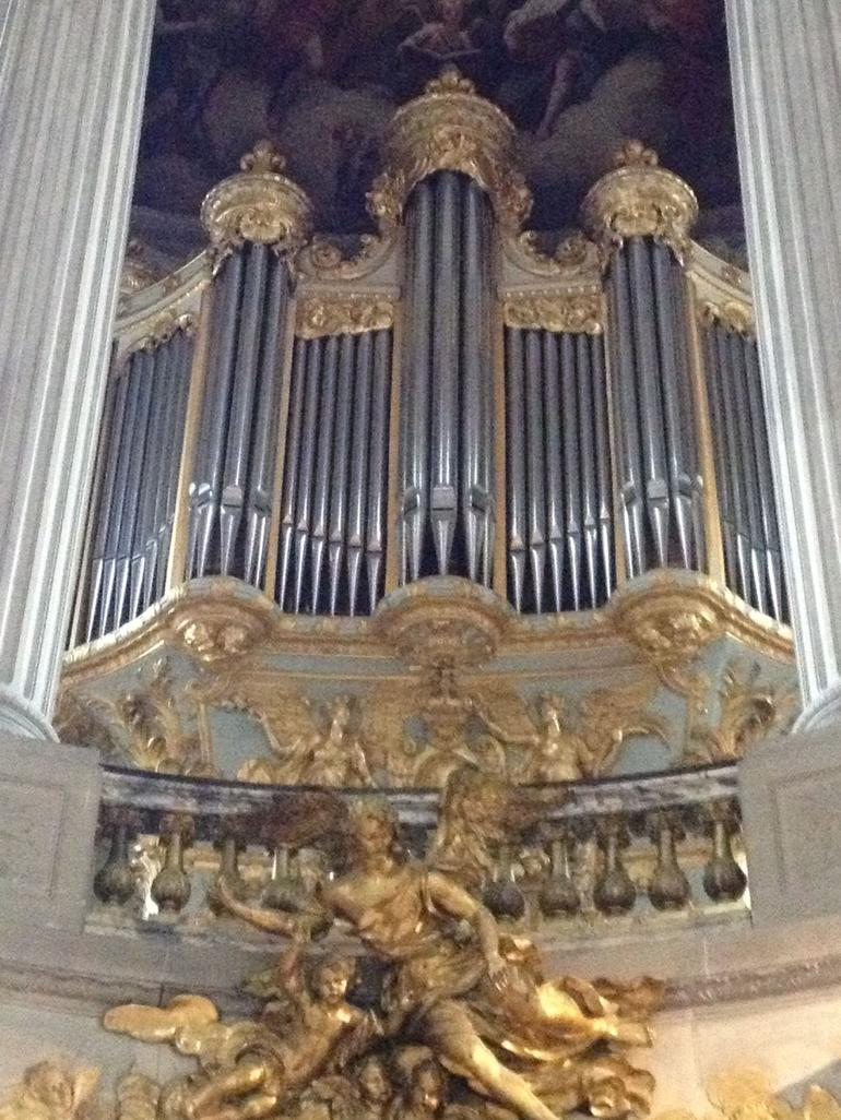 The Church at Versailles - Paris
