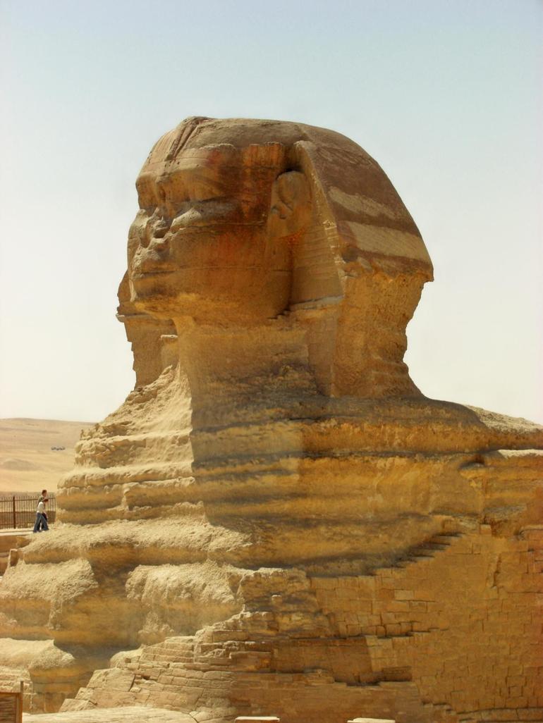 The Sphinx - Cairo