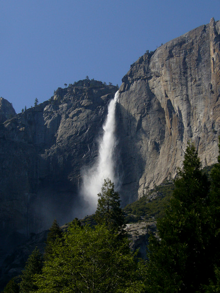 Upper Yosemite Falls - San Francisco