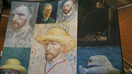 Van Gogh tema i Keukenhof , Frantz H - April 2015
