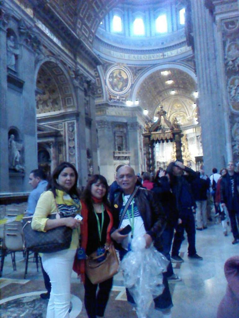 Vatican Tour, St Peter's Basilica - Rome