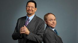 See Penn and Teller live at the Rio Suites Hotel and Casino in Las Vegas., Viator Insider - December 2017