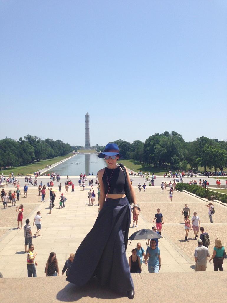 Washington Monument!! - New York City