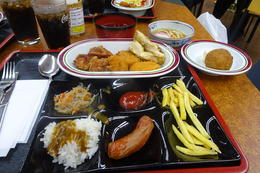 lunch , Vega R - November 2016