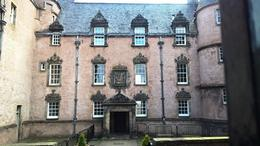 Argylls Lodging, a nearby 17th century townhouse we had no time to visit , Irina O - May 2017