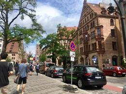 Streets of Nuremberg , Tyler R - July 2017