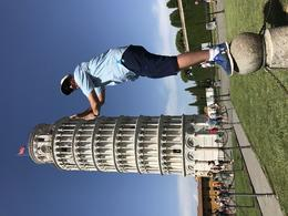 You have not seen the leaning tower until you do this picture! , manley125 - July 2017