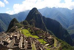 Obligatory Machu Picchu photo , Marissa D - September 2017