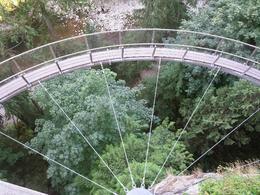 Capilano Cliff-side Walk! , Tania M - September 2017