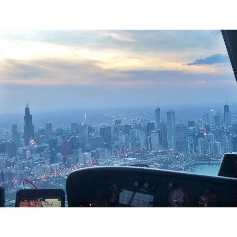 Chicago Helicopter Tour photo 5