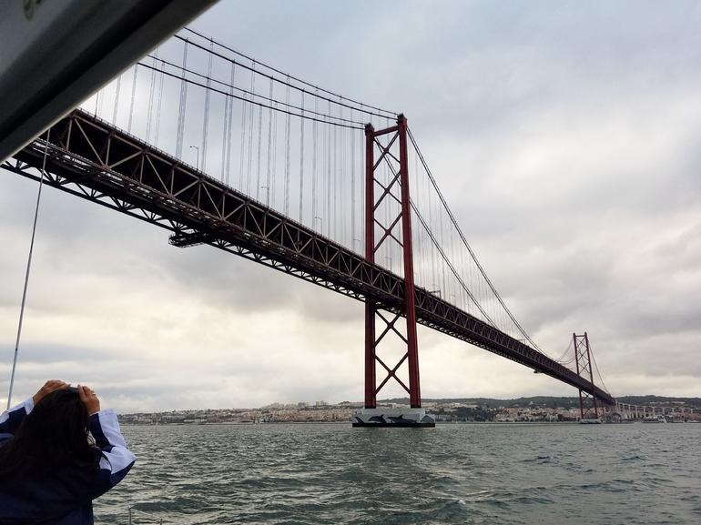 Tagus River Sunset Cruise in Lisbon