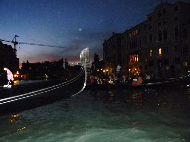 A gôndola - Venice