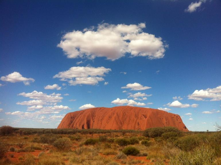 Uluru (Ayers Rock) Outback Barbecue Dinner and Star Tour photo 16