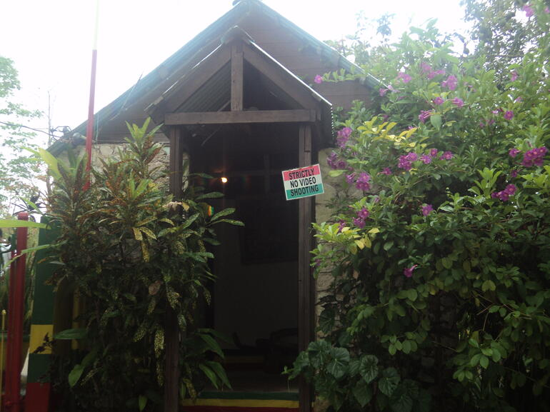 bob marleys former home as child - Ocho Rios