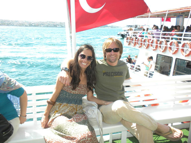 Bosphourus Cruise - Istanbul June 2011 - Istanbul